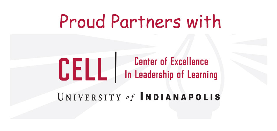 Cell--Center of Excellence in Leadership of Learning Logo
