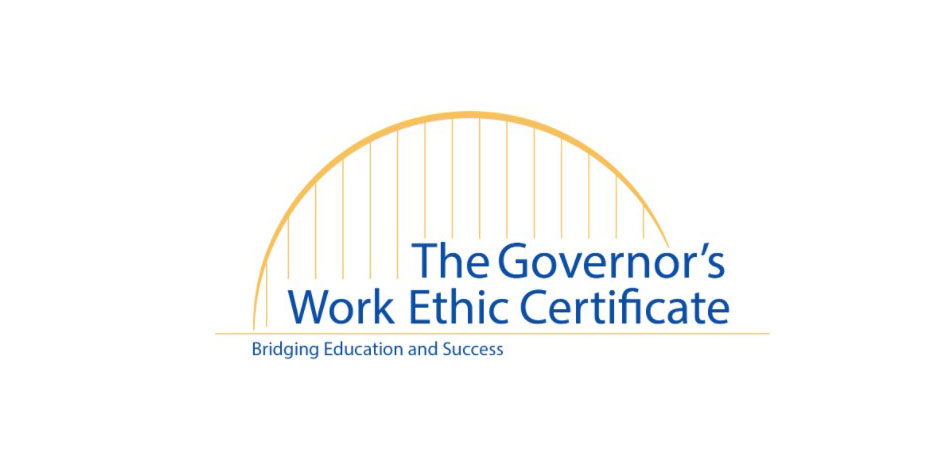 The Governor's Work Ethic Certificate logo